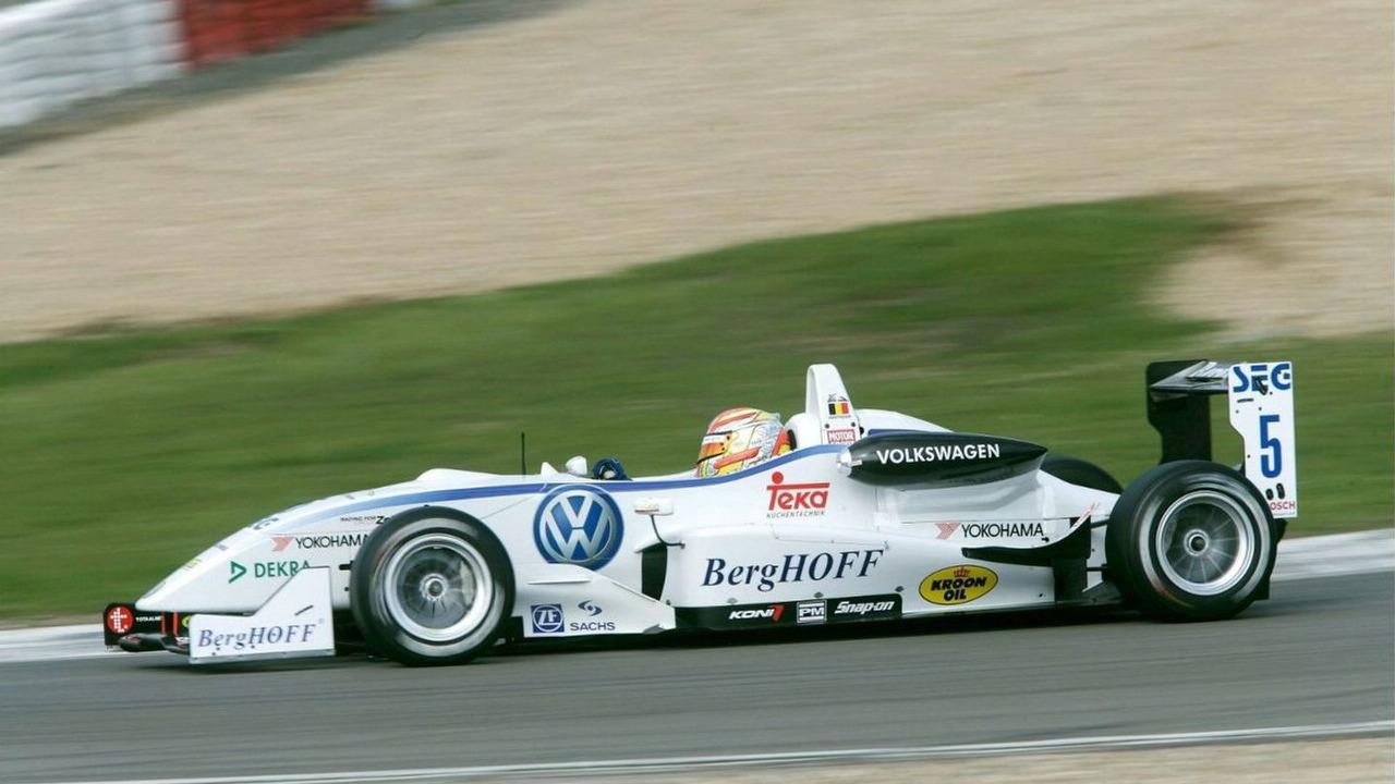 Laurens Vanthoor (B), Dallara F307 Volkswagen