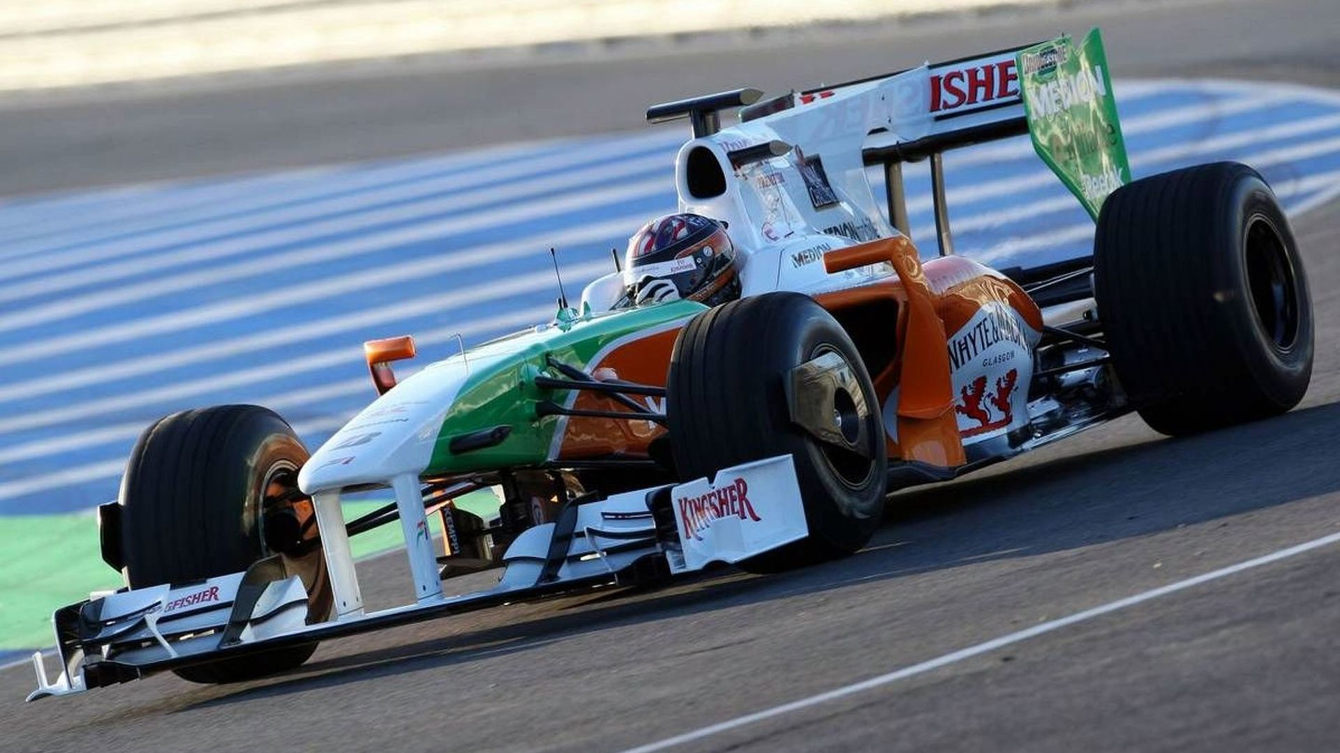 2010 Force India car to miss opening test