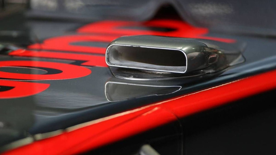 Sauber set to run McLaren-type air system