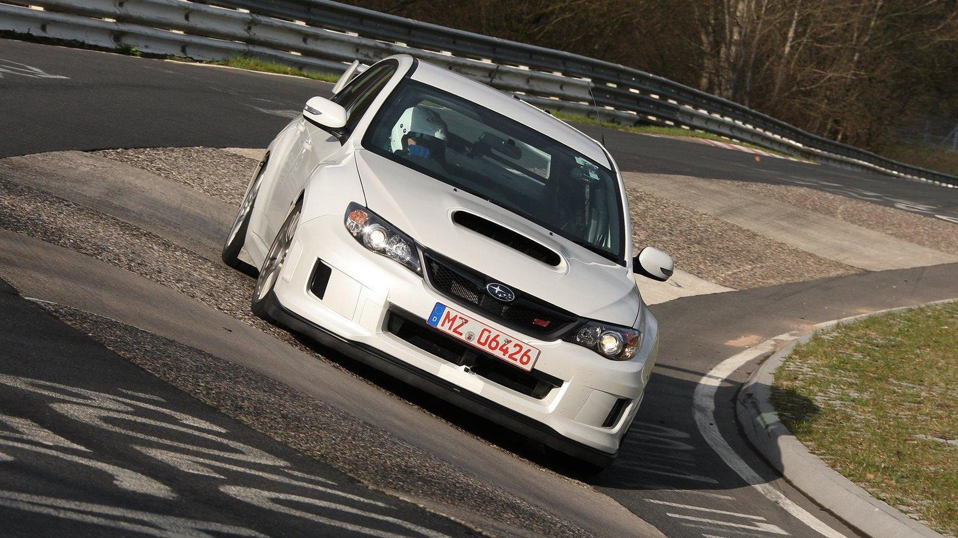 Subaru to highlight record setting cars at SEMA