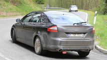 2011 Ford Mondeo Facelift prototype testing