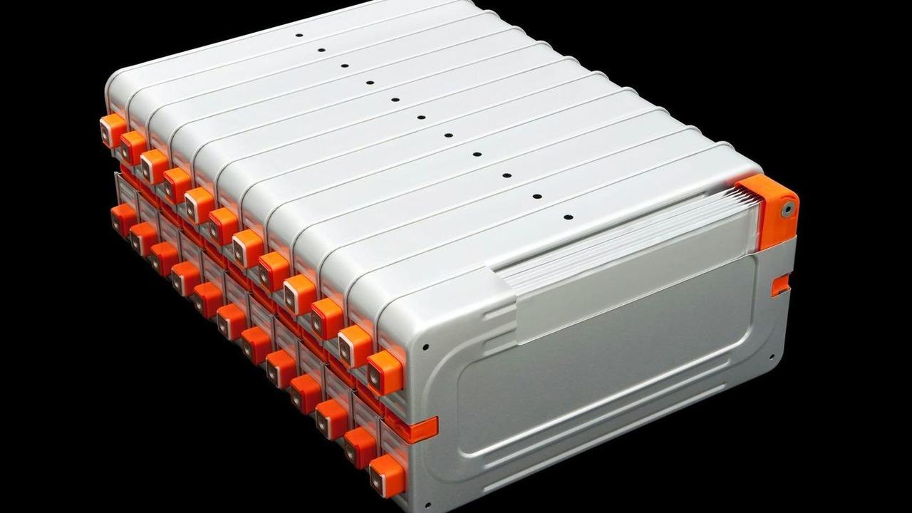 2009 Nissan Fuga Li-ion battery module for hybrid