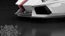 DMC Lamborghini Aventador Molto Veloce 27.2.2012
