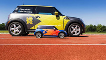 MINI Mini called in for Olympic duty