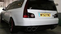 Nissan Stagea-based GT-R wagon has a V6 turbo