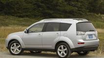 2007 Mitsubishi Outlander (US)