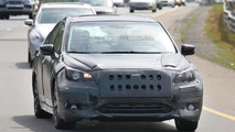2015 Subaru Legacy sedan spy photo 08.07.2013