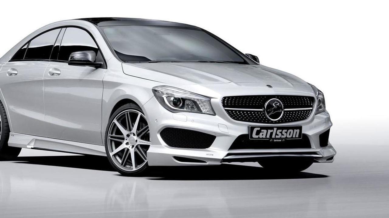 Mercedes CLA-Class by Carlsson 11.9.2013