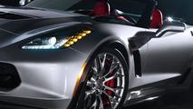 2015 Chevrolet Corvette Z06 Convertible