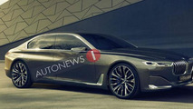 BMW Vision Future Luxury Concept leaks