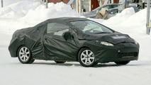Peugeot 308 CC Spy Photos