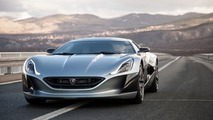 Take a ride on board the Rimac Concept_One