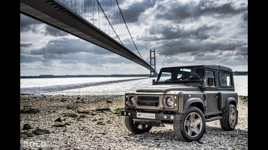 A. Kahn Design Land Rover Defender Chelsea Wide Track