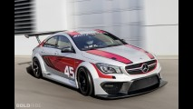 Mercedes-Benz CLA 45 AMG Racing Series Concept