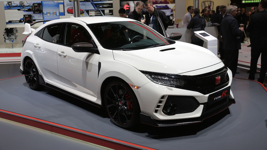 2017 Honda Civic Type R packs 306 hp, arrives this spring