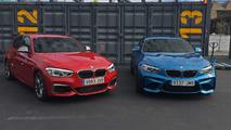 Volta rápida - O novo BMW M140i faz sombra ao M2 cupê?