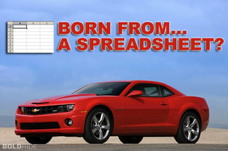 Chevrolet Camaro, Why Have You Forsaken Thee???