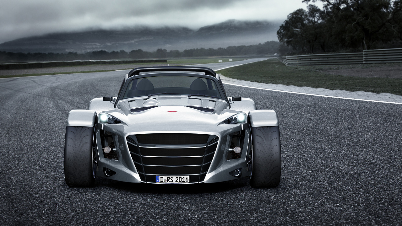 donkervoort d8 gto rs revealed as most extreme variant yet. Black Bedroom Furniture Sets. Home Design Ideas