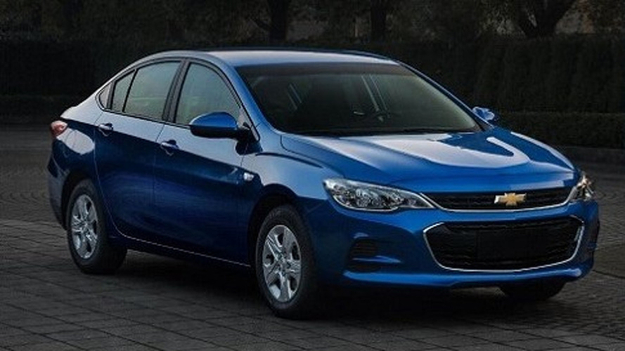 Chevy revives Cavalier badge for China