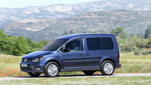 VW Caddy natural gas receives six-speed DSG