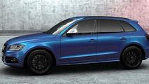 Audi SQ5 Competition unveiled in Spain with 326 PS