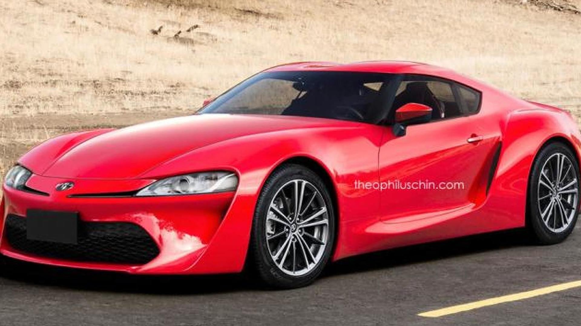 Toyota Ft 1 >> Next generation Toyota Supra and Nissan 370Z rendered | Motor1.com