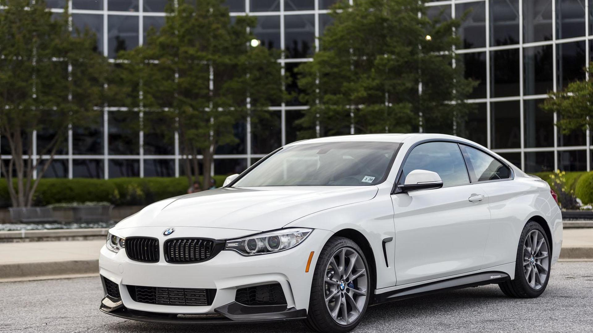 2016 BMW 435i ZHP Coupe unveiled with 335 bhp
