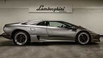 Pristine Lamborghini Diablo SV with 1.1 miles for sale