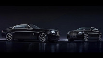 Rolls-Royce Black Badge editions