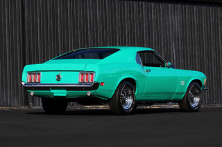 This Rare Ford Mustang Boss 429 is a 1-of-52 Gem