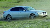 BMW 5 Series LWB for China