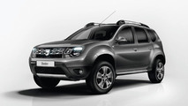 2014 Dacia Duster facelift officially revealed