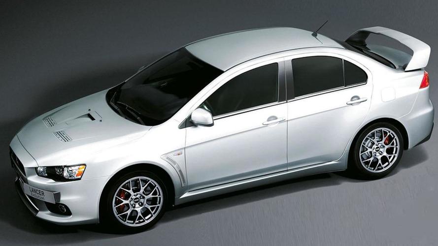 Mitsubishi Lancer Evolution X FQ-440 MR announced for the UK
