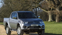 Mitsubishi L200 Challenger introduced in the U.K.