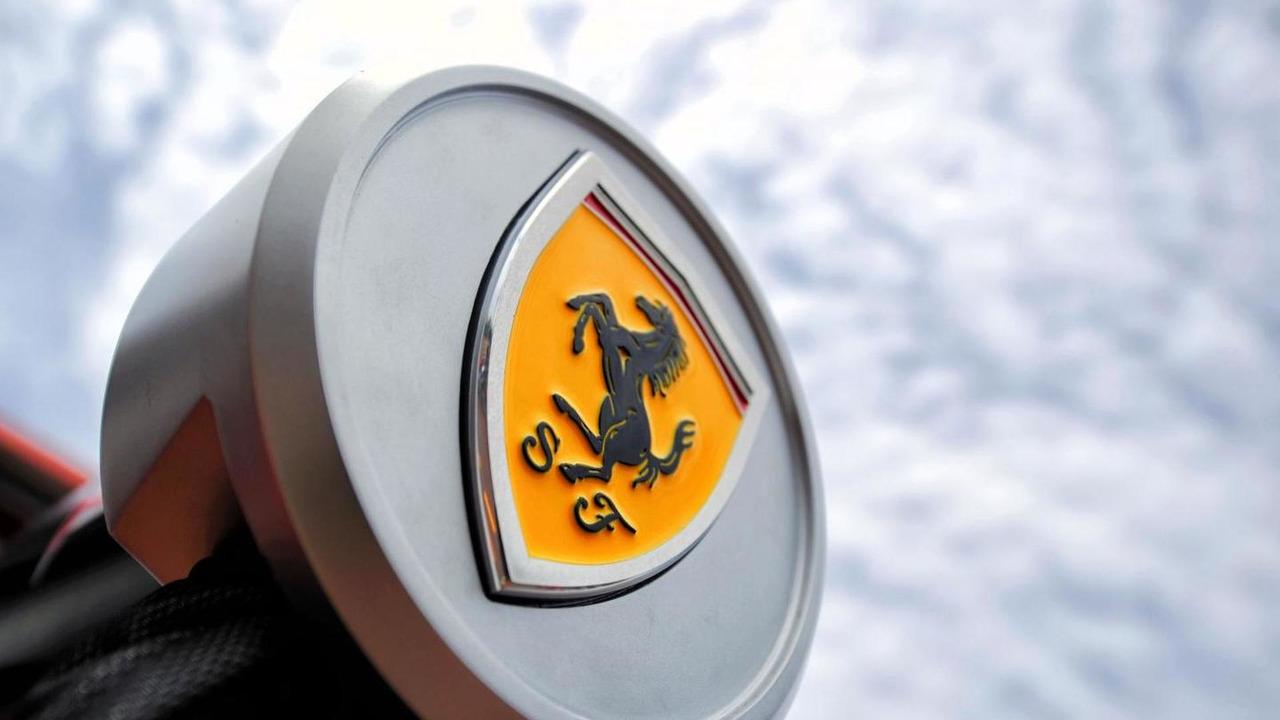Ferrari logo / XPB