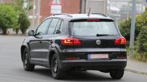 2015 / 2016 Volkswagen Tiguan mule spy photo