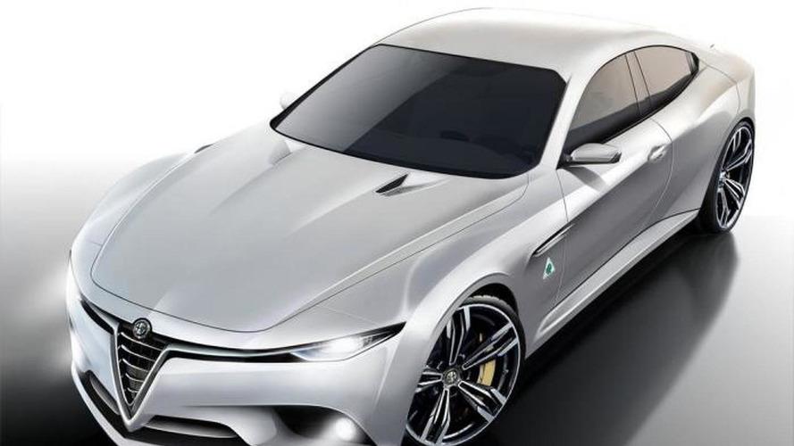 Alfa Romeo developing new range of petrol and diesel engines