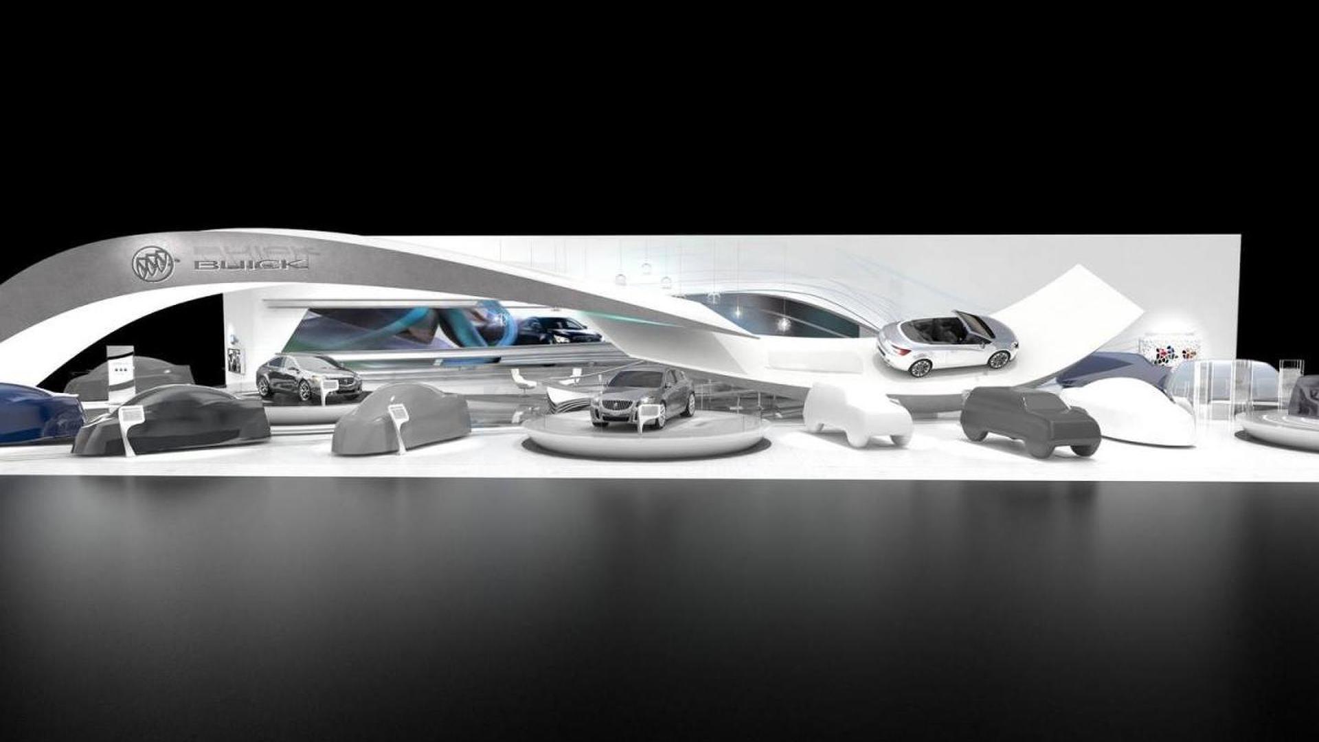 Buick Cascada convertible teased for Detroit