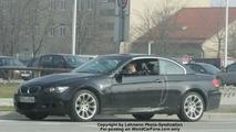 SPY PHOTOS: More BMW M3 Convertible