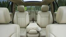 Mercedes R-Class Minor Facelift