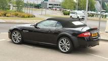 2013 Jaguar XE mules spied 23.06.2011