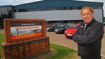 Rob Wilson Vauxhall fleet