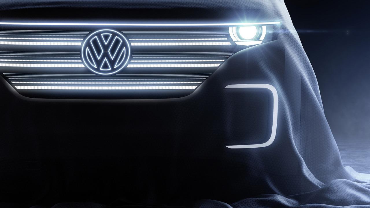 Volkswagen CES concept