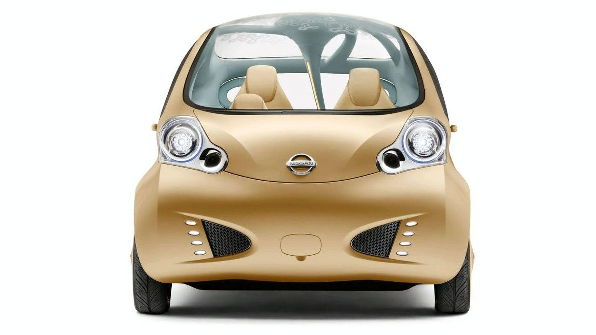 Nissan Nuvu Concept Unveiled
