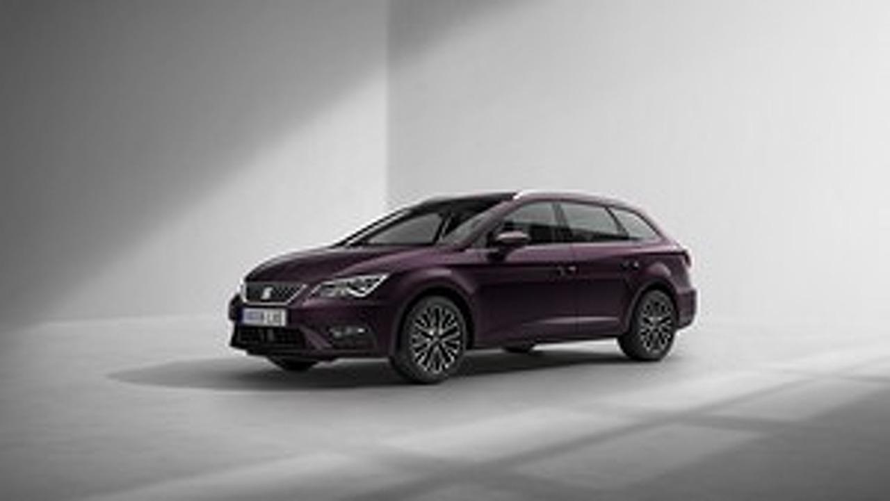 2017 seat leon facelift debuts with subtle design updates new engines. Black Bedroom Furniture Sets. Home Design Ideas