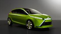 Toyota Dear Qin hatchback concept 23.04.2012