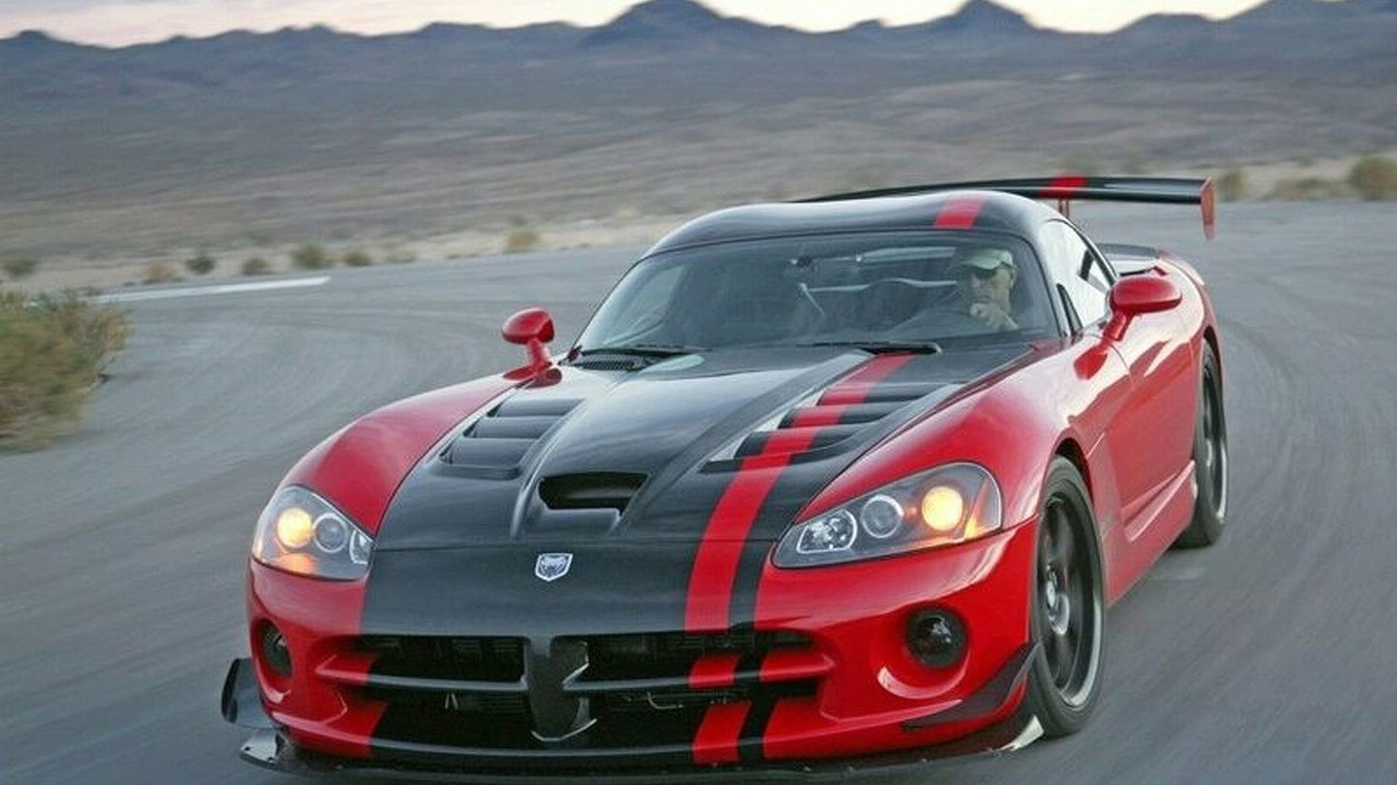 Smaller, hybrid Vipers possible after 2011?