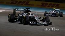 Ecclestone says F1 aero changes won't be enough to stop Mercedes