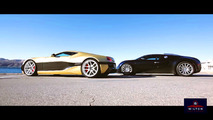 Rimac vs Veyron: electric vs combustion hypercars compared
