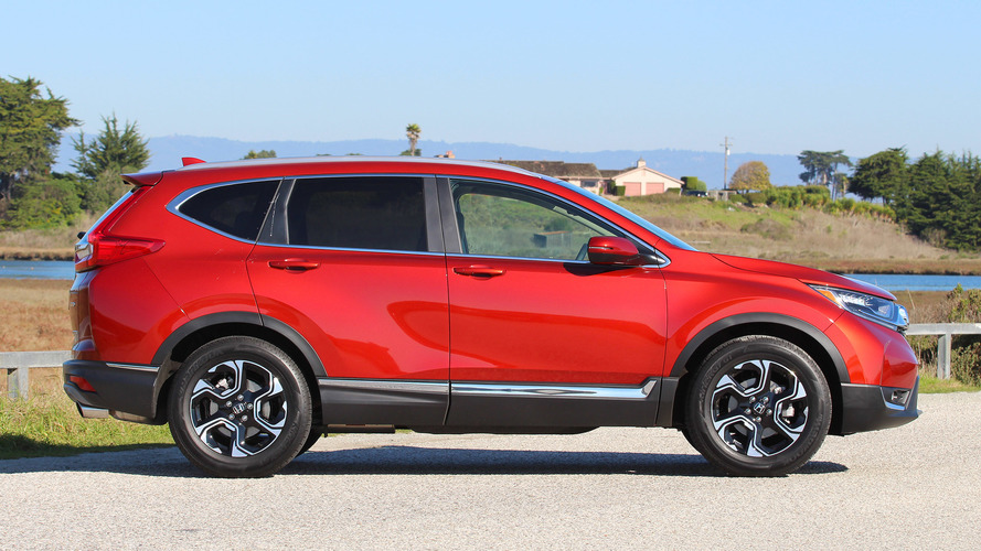 2017 Honda CR-V will make TV debut in Super Bowl ad